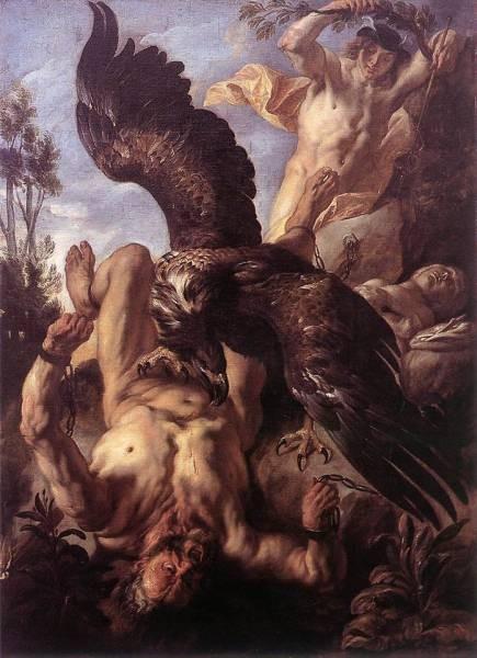 Prometheus Bound WGA